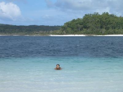 Aventuras em Fraser Island