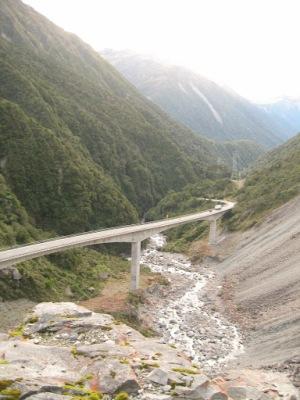 NZ - ilha sul
