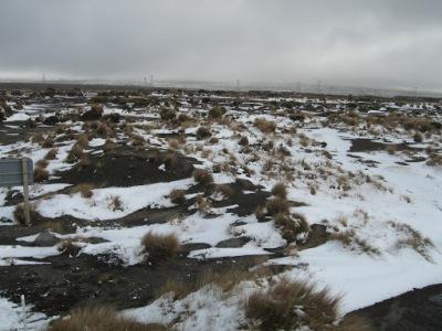 NZ - ilha norte
