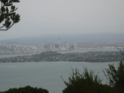 Rangitoto Island & Bay of Island