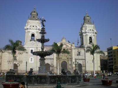 Back to Lima