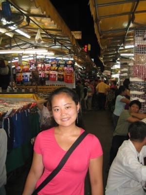 Um pouco de tudo no Patpong Market