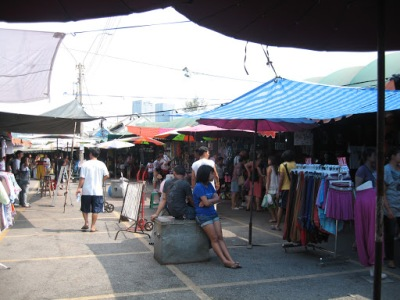 Chatuchak Market (ou weekend market)