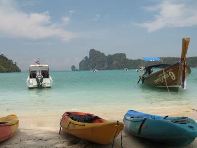 Um paraíso chamado Koh Phi Phi