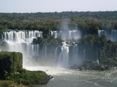 Cataratas do Iguaçu, uma das maravilhas do Brasil