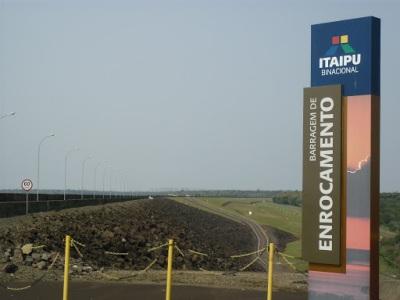 Itaipú, uma construção binacional