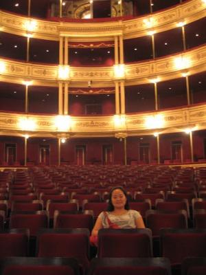 Tour no Teatro Solis