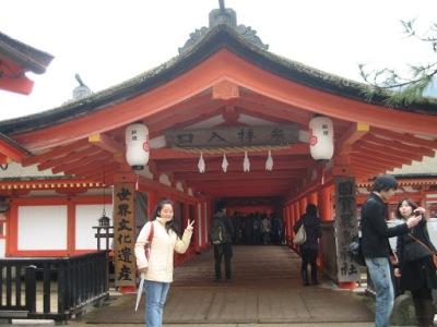 Santuário de Itsukushima