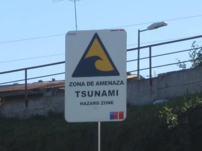 Área de tsunamis