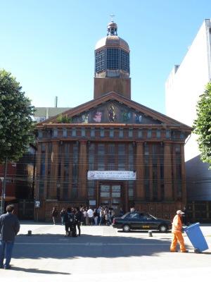 Igreja da Plaza de Armas