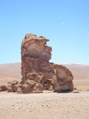 A pedra de Pablo Neruda