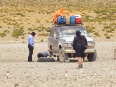 A descoberta do dia: carro sem freio!