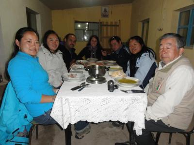Jantar poliglota
