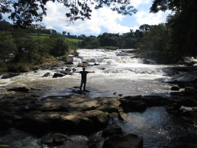 Rio Jaguari - Extrema/MG