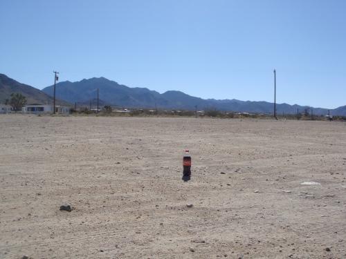 A última coca-cola do deserto